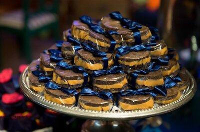 Lembrancinhas comestíveis: uma ideia deliciosa para fazer a alegria dos seus convidados!