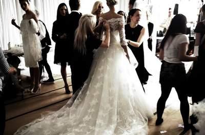 Brautkleider 2014 von Marchesa