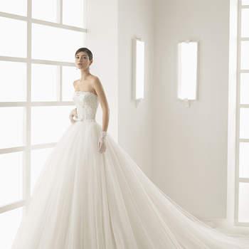 40 robes de mariée volumineuses 2017 à ne pas laisser échapper !