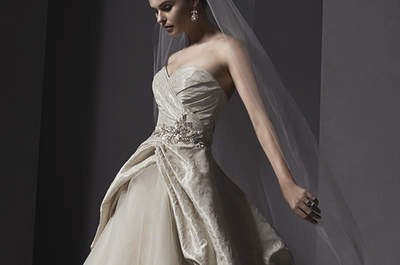 Sottero & Midgley Spring 2015 Collection: Unique Bridal Elegance