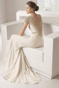 Vestidos de noiva Rosa Clará 2015
