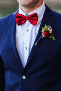 Gravata Borboleta para noivos 2016