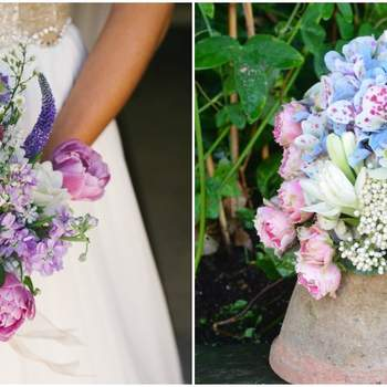 Best Bridal Bouquets- the 2016 trends