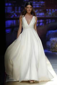 Brautkleider mit V-Ausschnitt für 2016