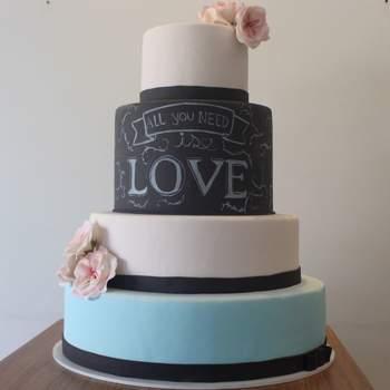 26 bolos de casamento LINDOS, deliciosos e para todos os estilos!