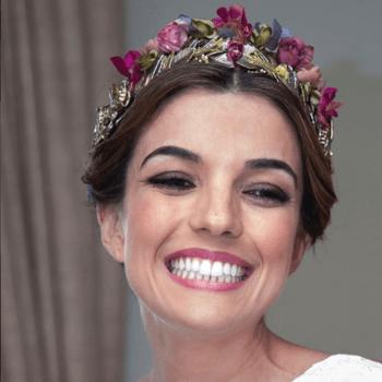 21 аксессуар для волос для зимнего образа невесты!