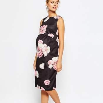 Vestidos perfeitos para mulheres grávidas e com muito estilo. Inspire-se!
