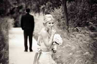 Reaktionen von Bräutigamen! So durchlebt ER seinen Hochzeitstag