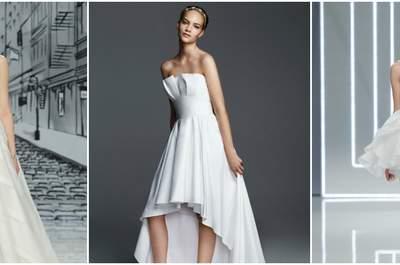 Suknie ślubne bez ramiączek 2017. Klasyka, której nie możesz przegapić!