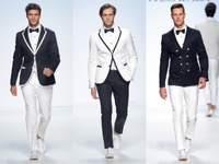 Del marinero al novio hipster: Todas las tendencias en trajes de novio de 2015
