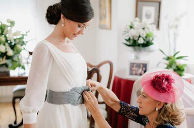 Peinado con moño para novias 2016,  las mejores propuestas para novias sofisticadas