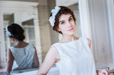 Agathe, la collection 2016 délicate et féminine d'Au Fil d'Elise