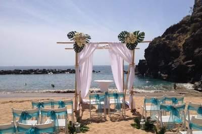 Ihre Destination Wedding in Spanien – Traumstrand, romantische Inseln und faszinierende Städte!