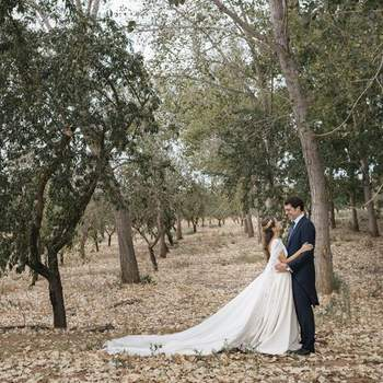 Los lugares más encantadores para tus fotos de boda
