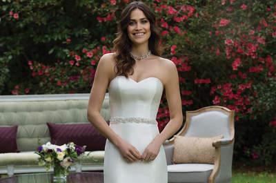 Brautmode von Sincerity Bridal 2017: Glänzen Sie im perfekten Brautkleid