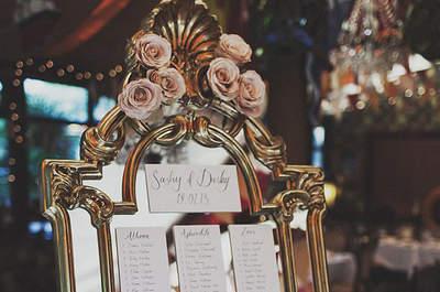 Decora il tuo matrimonio 2016 con degli elegantissimi specchi