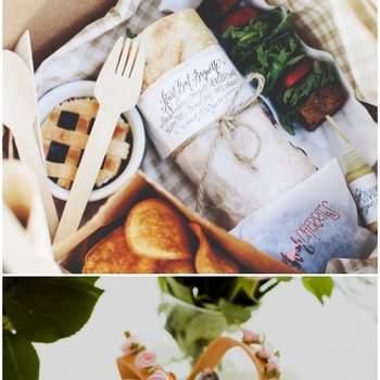 ¿Qué te parece hacer un picnic el día de tu boda?