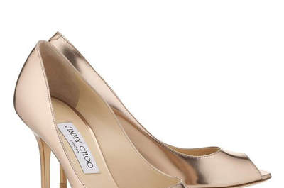 Выбирайте свои свадебные туфли Jimmy Choo (Джимми Чу): Новая Коллекция 2016