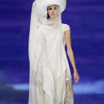 Inspiratie voor de bruiloft gast, de mooiste jurken van Fashion week in Madrid voor 2017!