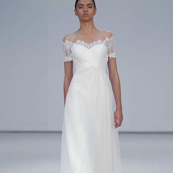 Wir präsentieren Ihnen Brautkleider im Empire-Stil 2017 – Verführerischer Stil am Hochzeitstag