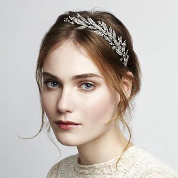 Luxury Bridal Hair Accessories by Jennifer Behr