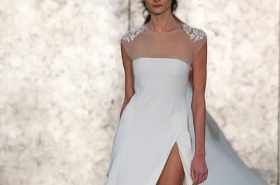 20 vestidos de novia ideales para las novias mexicanas más sexy: Inbal Dror 2016