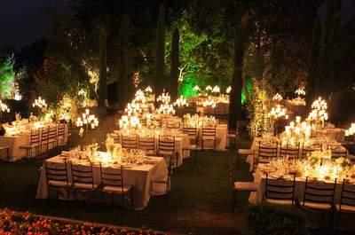 nozze come decorare il giorno speciale : Candele per decorare le tue nozze: un tocco romantico e speciale