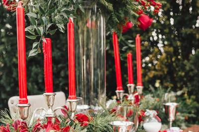 Santa Claus is coming to Zankyou: 25 decorazioni per il tuo matrimonio natalizio