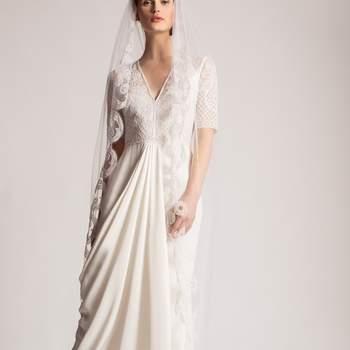 40 vestidos de novia 2016 perfectos para embarazadas