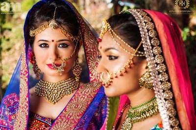 Top 6 wedding makeup artists in Pune