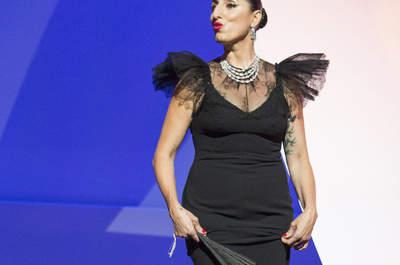 Vestidos de alfombra roja; inspiración al rojo vivo en el Festival de Cannes 2015