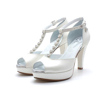 Sapatos de noiva 2016: o toque perfeito no seu visual