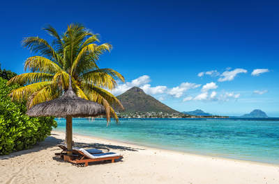 La luna de miel perfecta será en Isla Mauricio