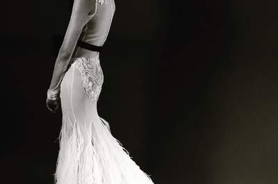 60 propuestas de vestidos de novia de la New York Bridal Week 2015