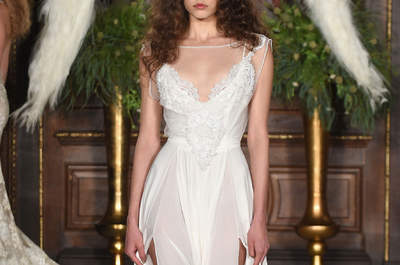 Galia Lahav primavera 2016: Vestidos de novia hechos de fantasía y encanto