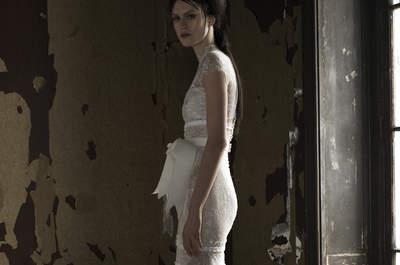 Robes de mariée Vera Wang 2016 : audace et sophistication