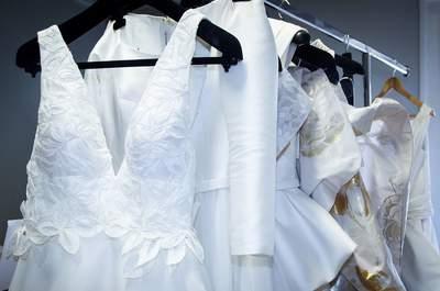 Vestidos de noiva para mulheres gordinhas nas colecções de 2016. Tenha orgulho das suas curvas!