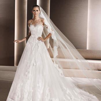 Vestidos de novia La Sposa 2017. ¡Encuentra tu diseño favorito!