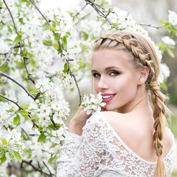 Les 21 plus jolies coiffures de mariée à tresses pour 2016