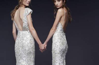 Brautkleider 2015: Glitzer, Glamour und Glanz für Ihre Hochzeit!