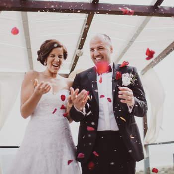 Frisch verheiratet! – 25 Fotos, die Sie sich auf keinen Fall entgehen lassen sollten!