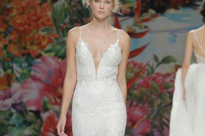 Bewundern Sie diese Brautkleider mit V-Ausschnitt 2017! Designs mit Sexyness