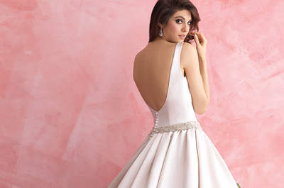 Allure Bridals Spring 2015 Wedding Dresses