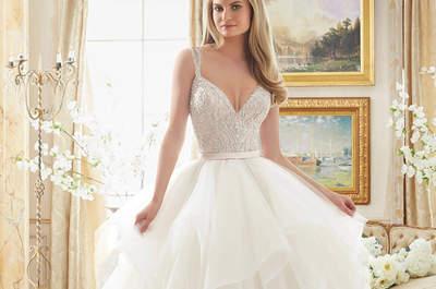 5 características que debe tener la tienda de vestidos de novia que elijas. ¡Enamórate!