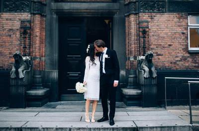 Cómo organizar una boda urbana con estilo: 5 claves para celebrarla