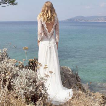Robes de mariée sexy 2017 : des créations follement sensuelles!