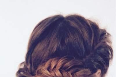 Les coiffures de mariée à tresses 2017 les plus stylées