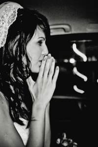 La sutileza de las novias veladas