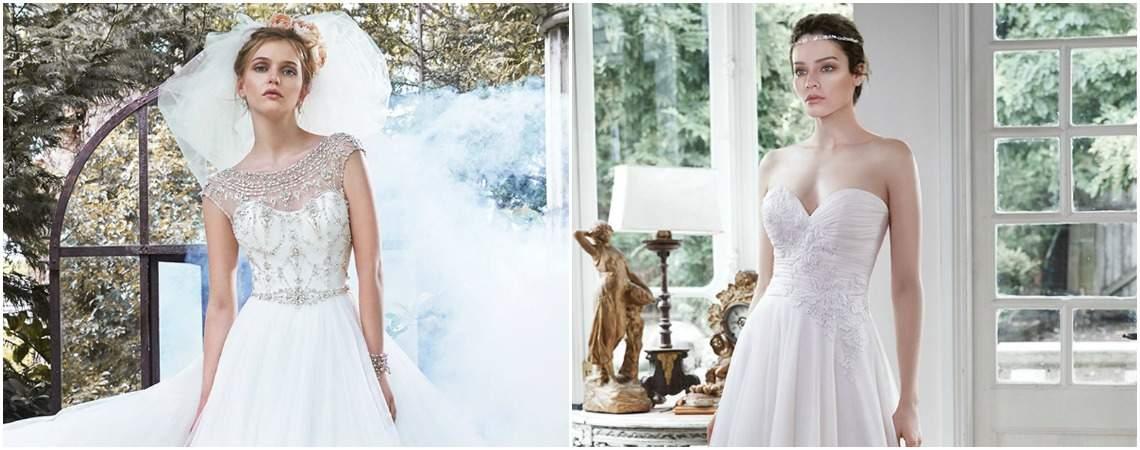 Maggie Sottero najaar 2015: maximale vrouwelijkheid!