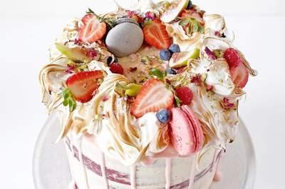 Red velvet cake: tendência 2017 de sabor e beleza para o seu grande dia!